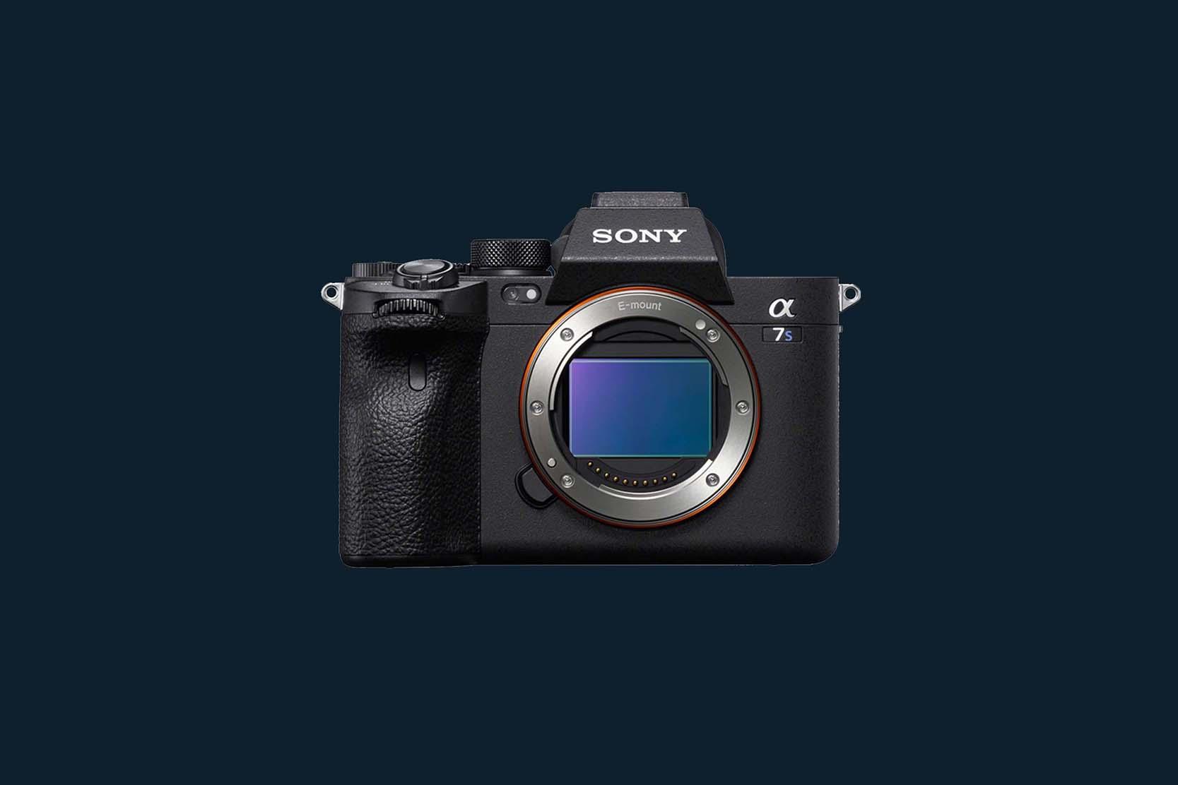 Neu im Kameraverleih: Die Sony Alpha 7S III