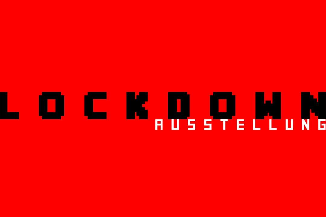 Lockdown Kunstausstellung Coverbild