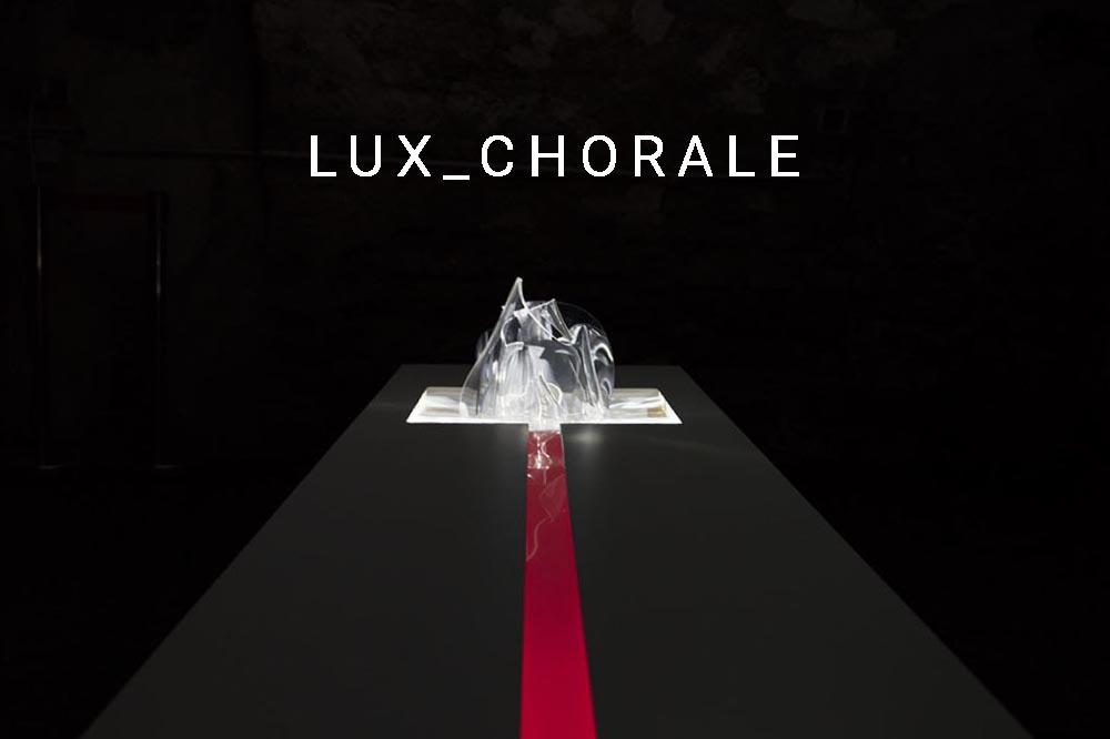 Lux Chorale Soundtrack Coverbild