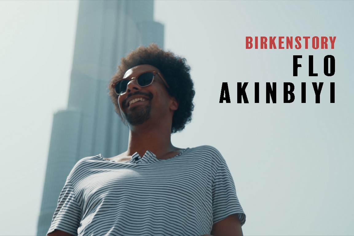 Birkenstory: Flo Akinbiyi | Portraitfilm | Corporate Branding