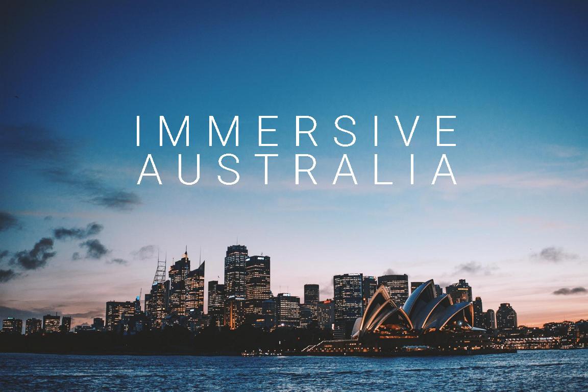 Immersive Australia | Reisefilm | Australien