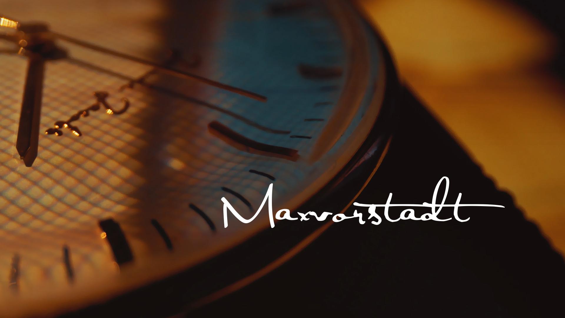 Maxvorstadt (Uhr) | Produktfilm