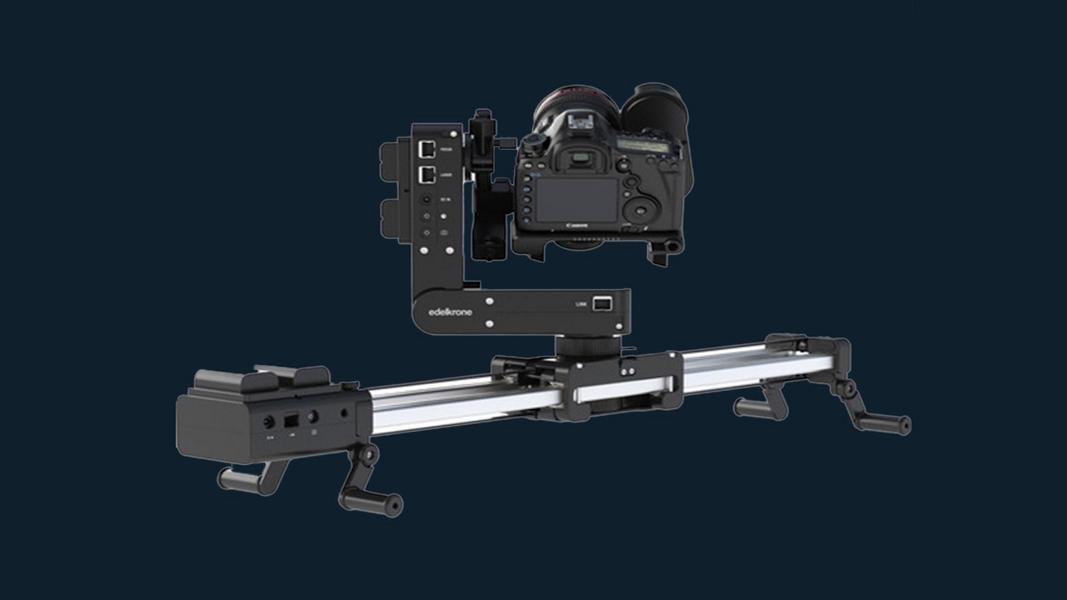 Kameraverleih: Edelkrone Slider Plus mit Head Plus