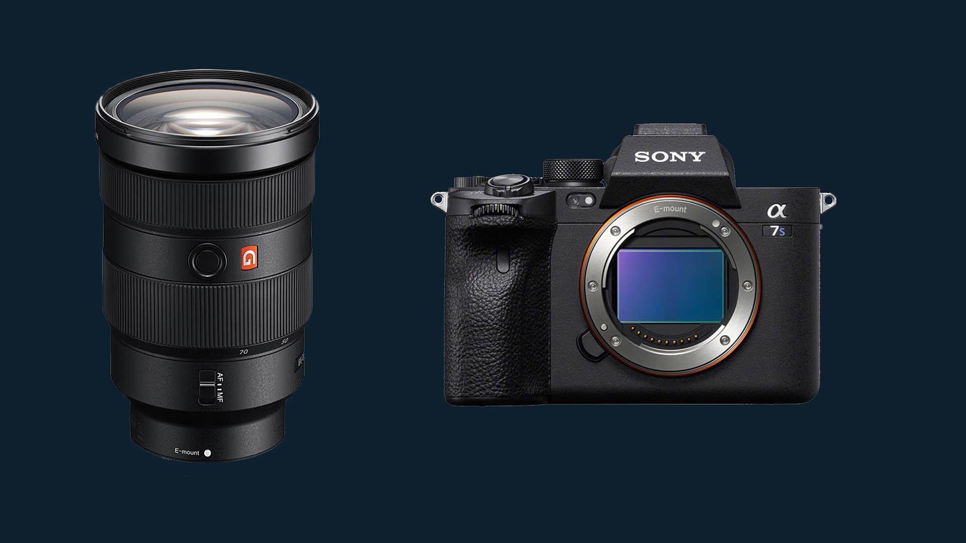 Sony A7S III + Sigma Art Objektive (14-24mm, 24-70mm, F2.8)