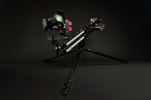 Kameraverleih: edelkrone HeadPLUS + JibONE + Pan PRO